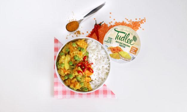 Recept na rychlou Indii s Tudlee!