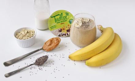 Recept na proteinové smoothie