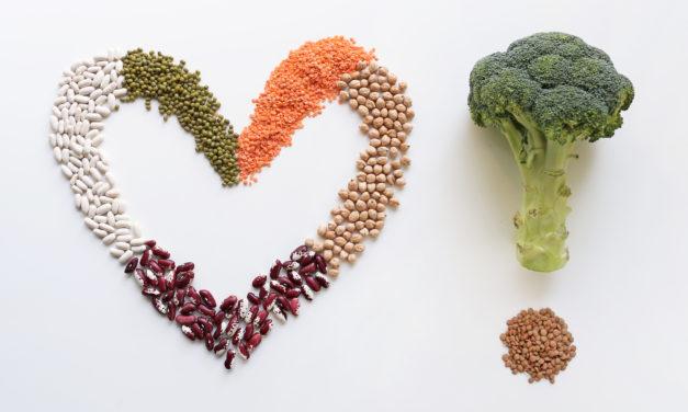 Rostlinné bílkoviny
