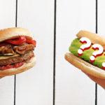 Rostlinný burger třikrát jinak