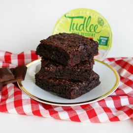 Tudlee brownies